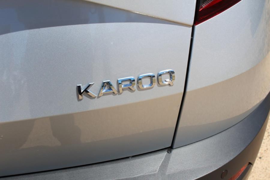 2019 Skoda Karoq NU 110TSI Suv Image 8