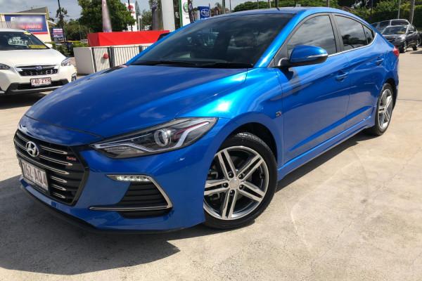 Hyundai Elantra Turbo AD  SR