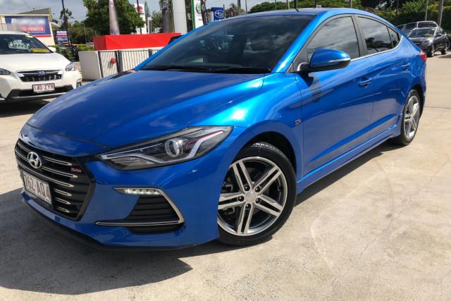 2016 MY17 Hyundai Elantra AD  SR Turbo Sedan