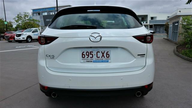 2021 Mazda CX-5 KF Series GT Suv Mobile Image 5