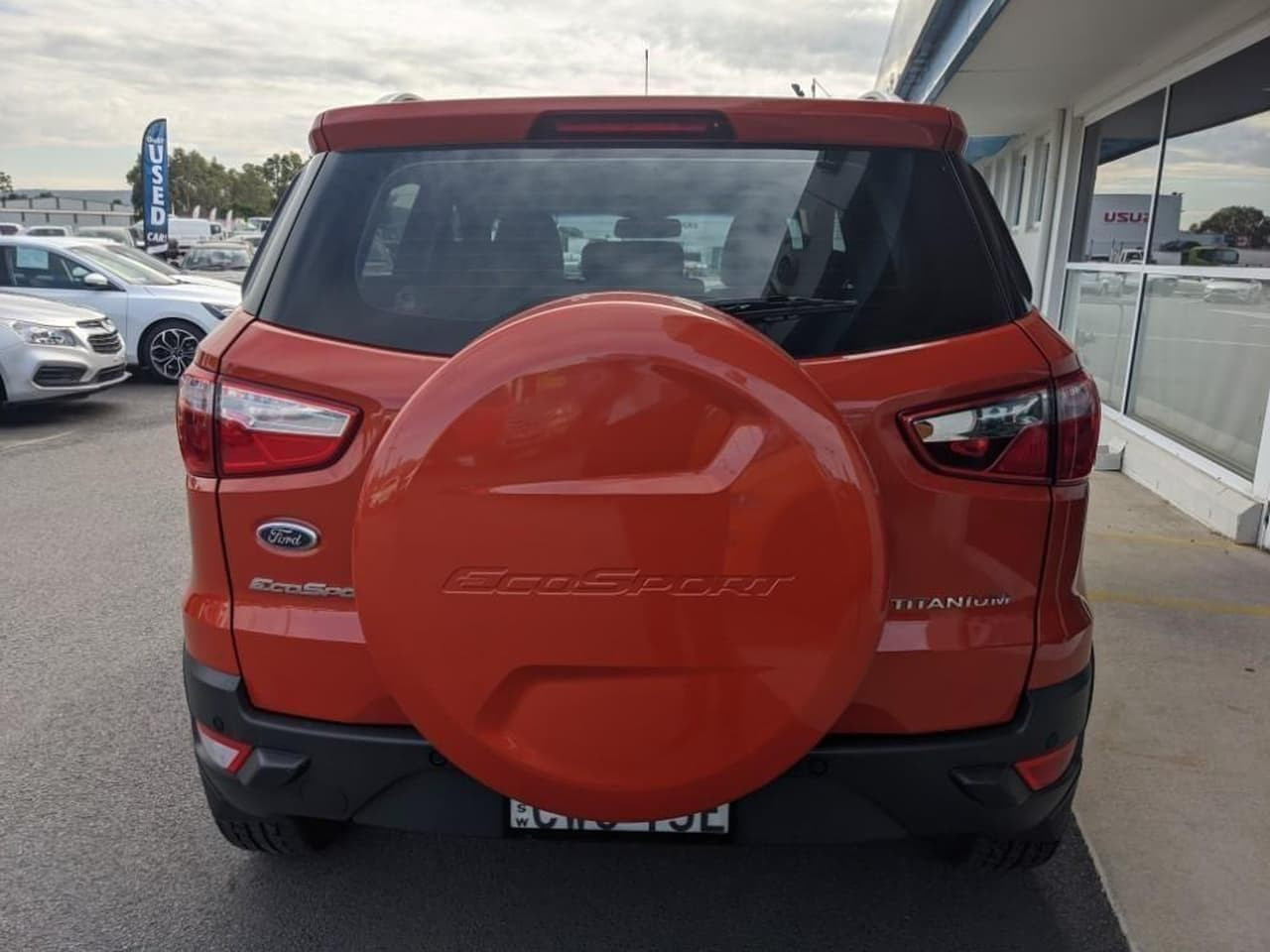 2014 Ford EcoSport BK TITANIUM Suv