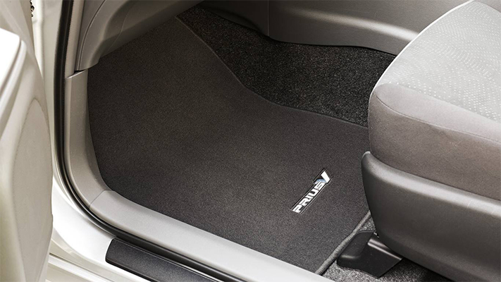 Carpet floor mats (Front and Rear)