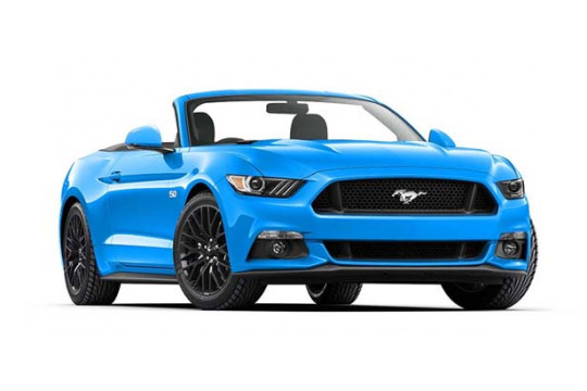 Ford Mustang GT Convertible FM
