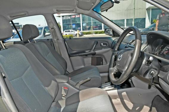 2000 Mazda 323 BJ II-J48 Protege Sedan