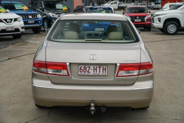 2004 Honda Accord 7th Gen V6 Sedan