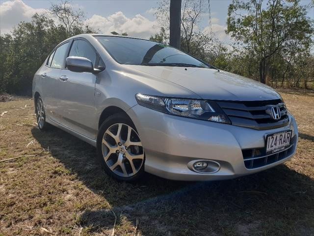 Honda City VTi-L GM