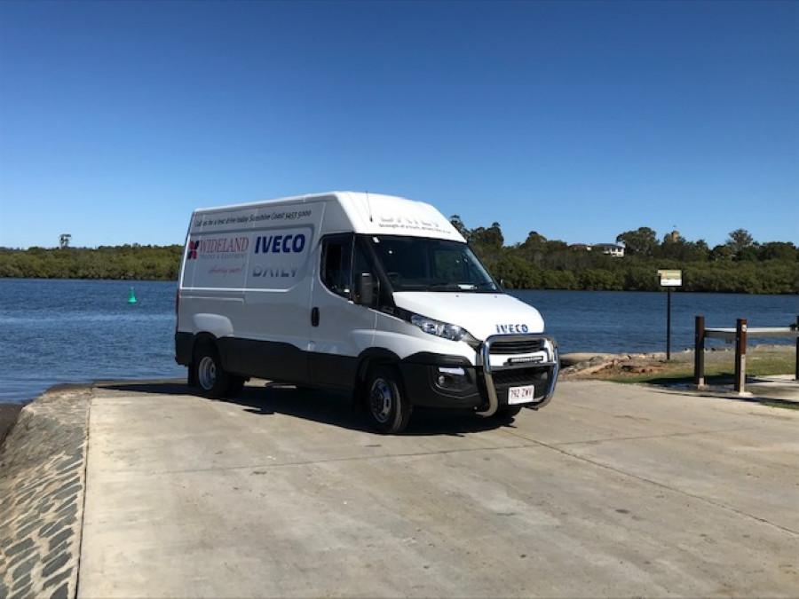 2020 Iveco 50c17a  Daily Van Van Image 18