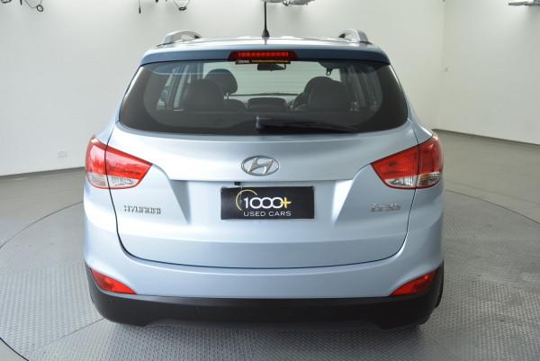 2010 Hyundai ix35 LM Elite Wagon Image 5
