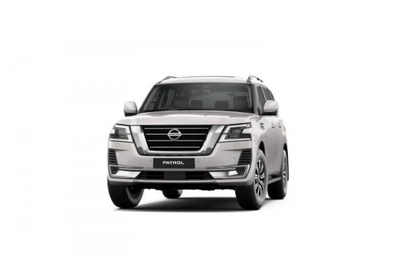 2020 Nissan Patrol Y62 Series 5 Ti-L Suv Image 3