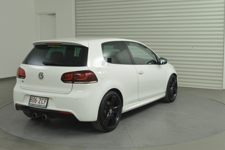 2011 Volkswagen Golf VI MY11 R Hatchback Mobile Image 8