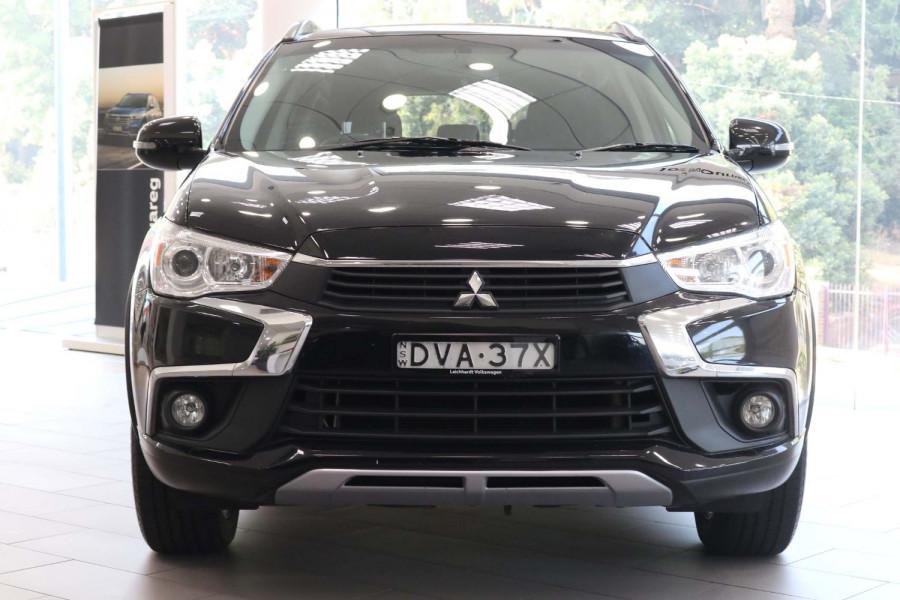 2017 Mitsubishi ASX LS