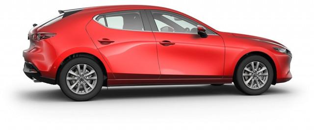 2021 Mazda 3 BP G20 Pure Hatchback Mobile Image 10