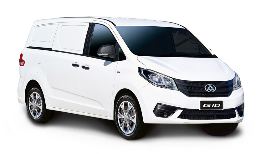 G10 Van Petrol Auto