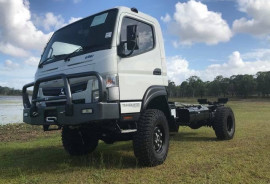 Fuso Canter WIDE CAB 4X4 + INSTANT ASSET WRITE OFF 4X4 WIDE CAB