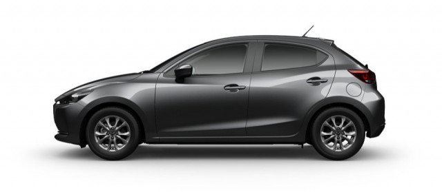 2021 MY20 Mazda 2 DJ Series G15 Pure Hatchback Mobile Image 21