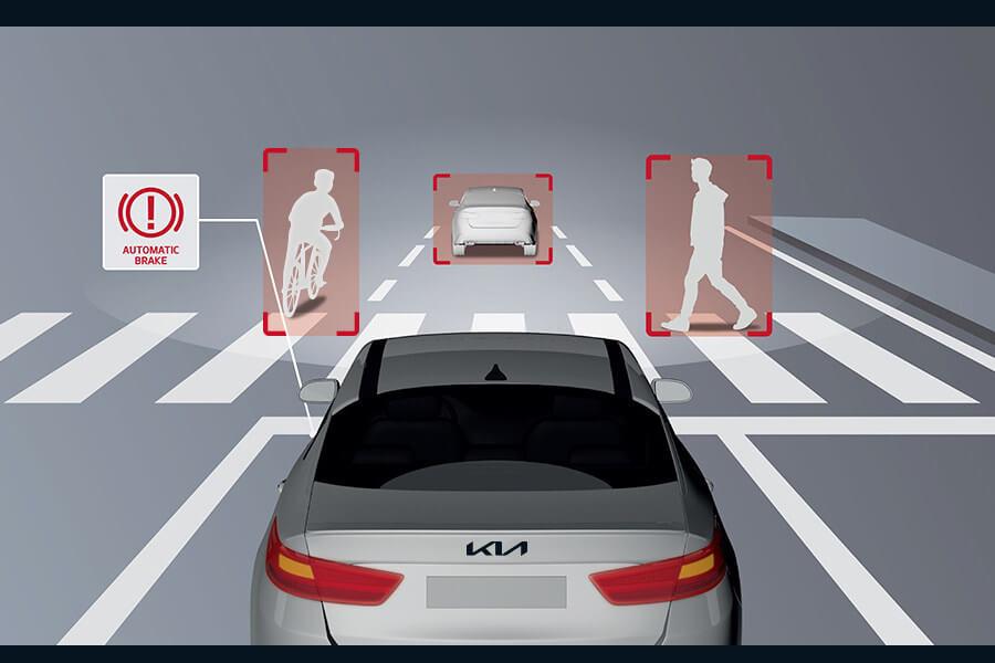 Autonomous Emergency Braking