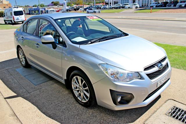 2014 Subaru Impreza G4  2.0i Sedan Image 4