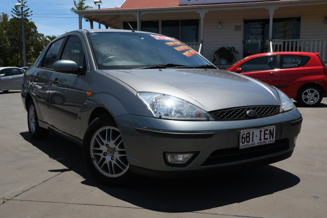 2003 Ford Focus LR MY03 LX Sedan Image 1