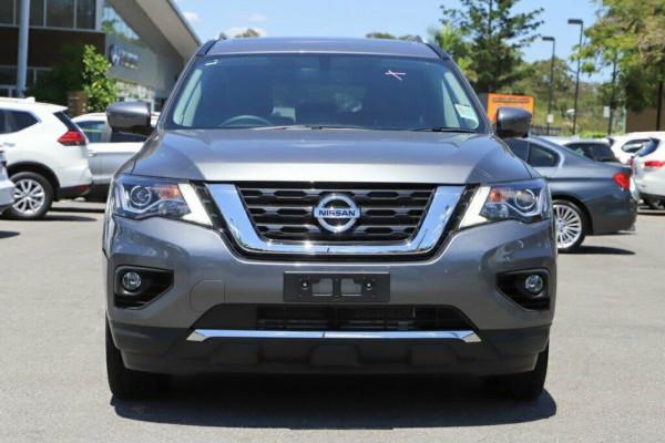 2020 Nissan Pathfinder R52 Series III MY19 Ti Suv Image 2