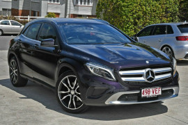 Mercedes-Benz GLA-Class GLA200 CDI DCT X156