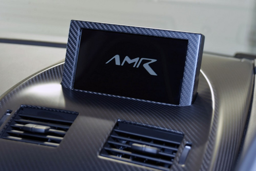 2019 Aston martin Rapide AMR 6.0L V12 8Spd Auto Sedan Mobile Image 19