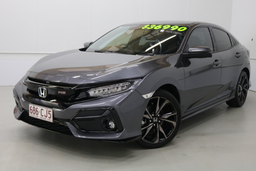 2019 Honda Civic Hatch 10TH GEN MY20 RS Hatchback