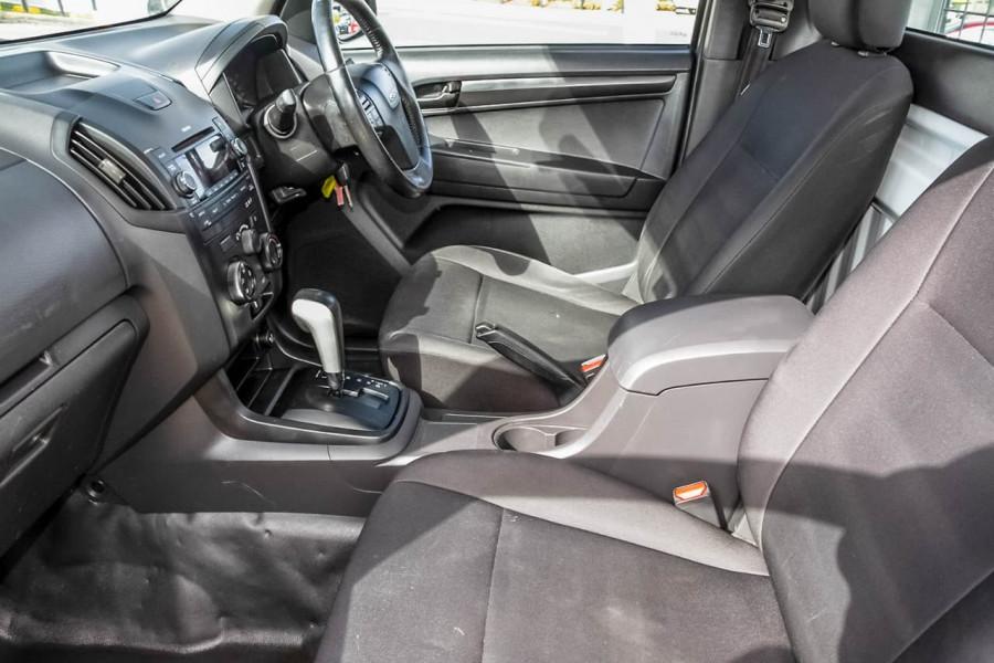 2015 Isuzu Ute D-MAX (No Series) MY15 SX High Ride Cab chassis Image 7