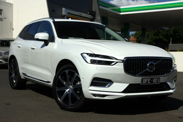 2019 Volvo XC60 (No Series) MY20 D4 Inscription Suv