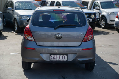2013 Hyundai I20 PB MY14 Active Hatchback Image 5