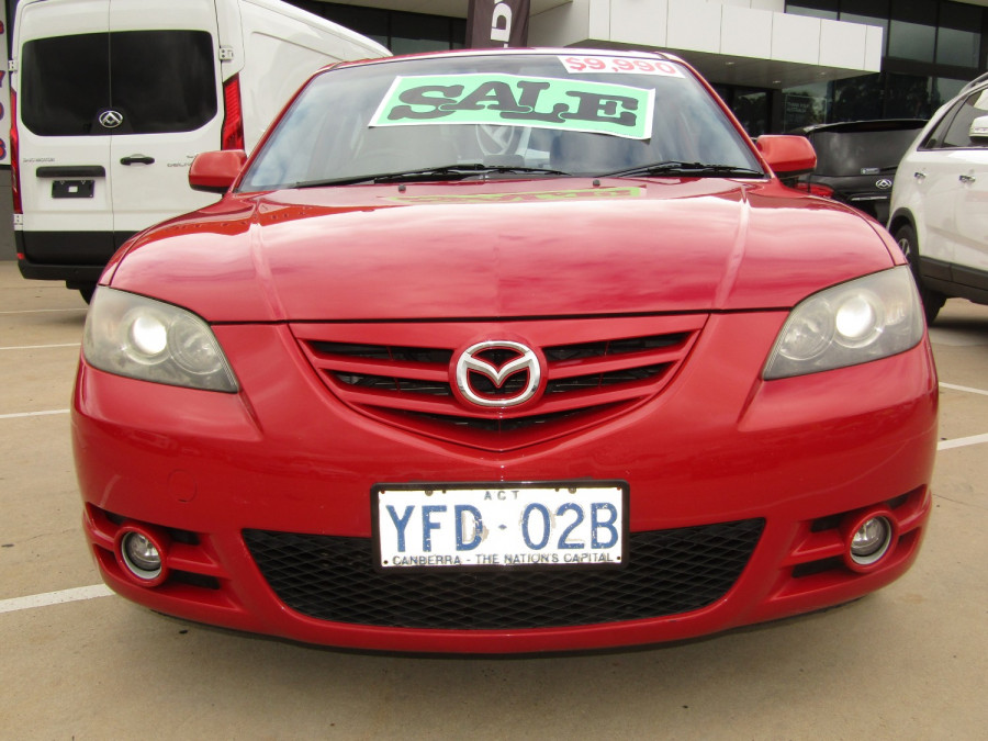 2006 Mazda 3 BK1031 SP23 Sedan Image 9