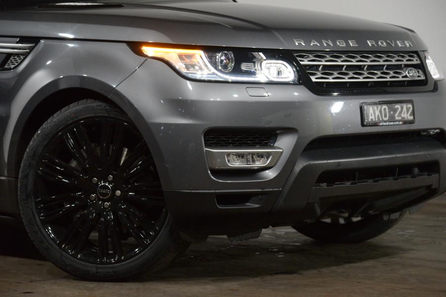 2016 Land Rover Range Rover Sport 3.0 Sdv6 Hse
