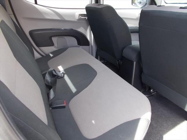 2011 Mitsubishi Triton MN  GL-R Utility - dual cab