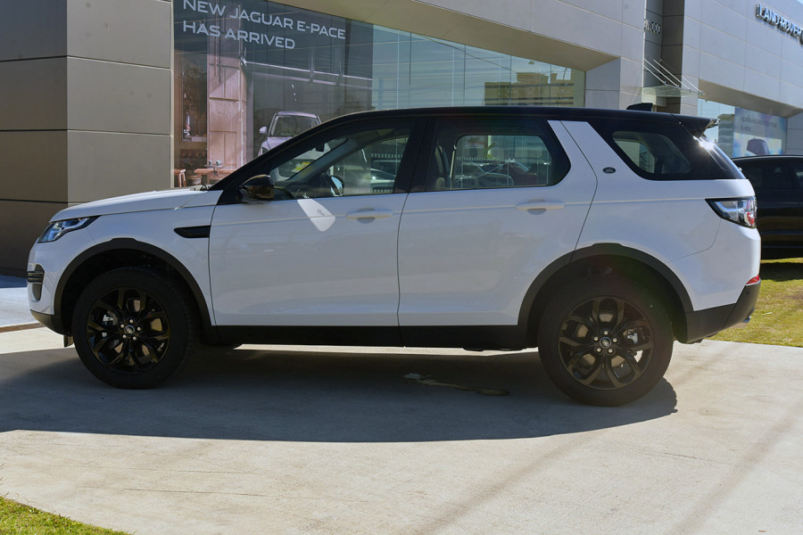2019 Land Rover Discovery Sport L550 SE Suv Image 6