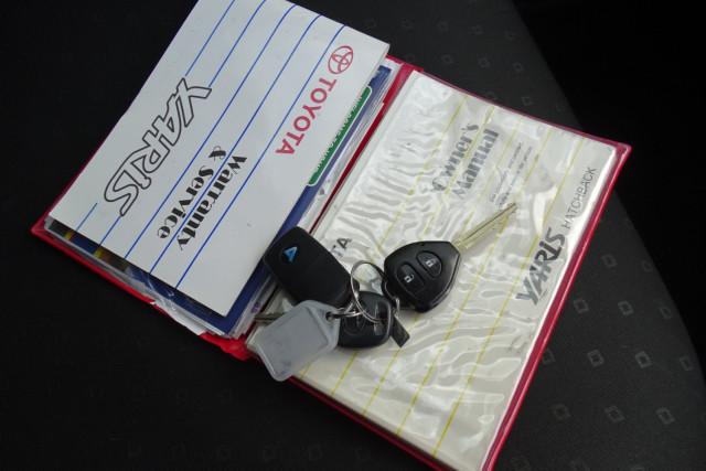 2006 Toyota Yaris YRS 22 of 22