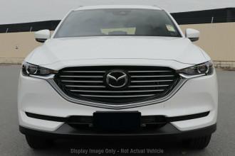 2021 Mazda CX-8 KG2WLA Sport SKYACTIV-Drive FWD Suv Image 4
