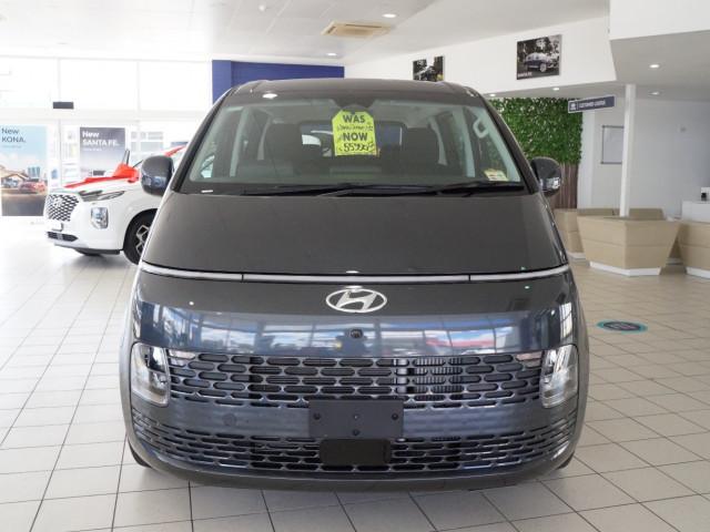 2021 MY22 Hyundai Staria US4 Staria People mover