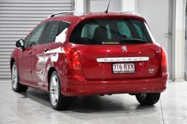 2011 Peugeot 308 T7 Sportium Wagon Image 3