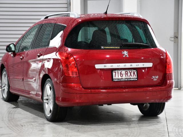 2011 Peugeot 308 T7 Sportium Wagon