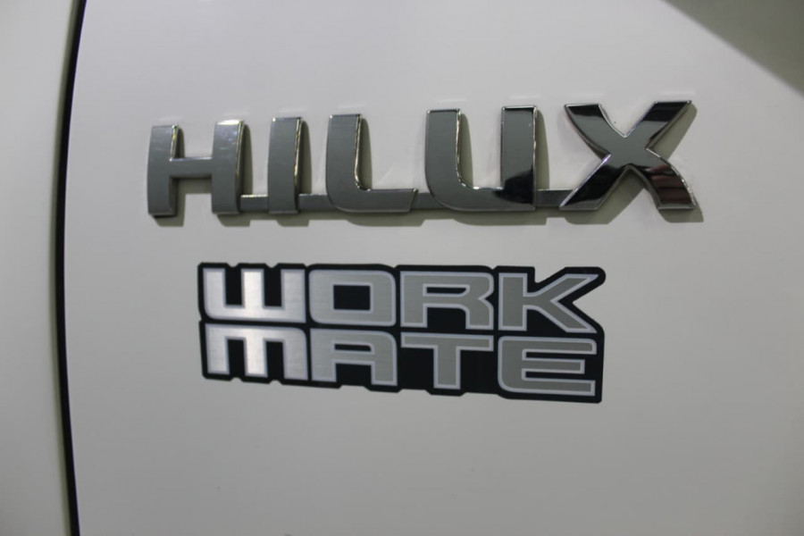 2014 Toyota HiLux TGN16R MY14 Utility