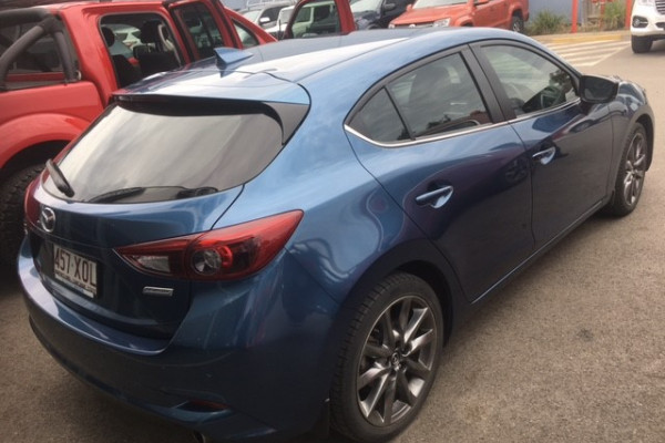 2017 Mazda 3 BN5438 SP25 Hatchback
