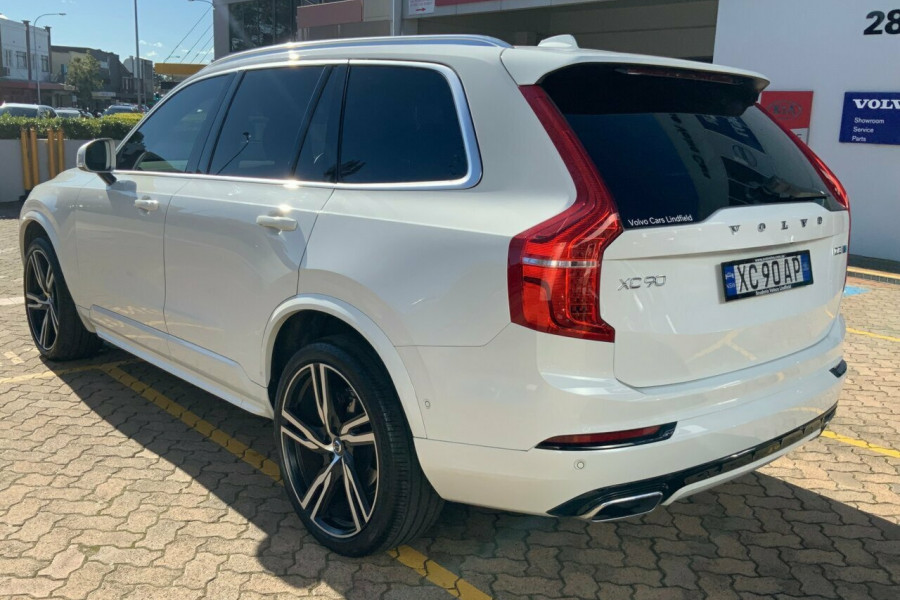 2017 Volvo XC90 L Series D5 Geartronic AWD R-Design Suv Mobile Image 6