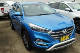 Hyundai Tucson Active X TL