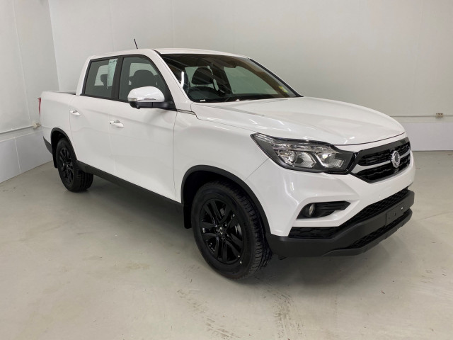 2020 MY20.5 SsangYong Musso Q200 Ultimate Utility Image 1