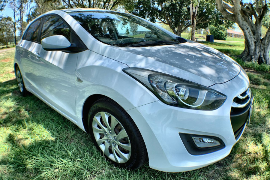 2013 Hyundai I30 GD Active Hatch