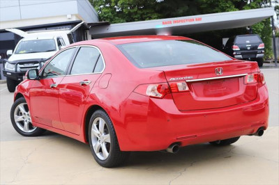 2012 Honda Accord Euro 8th Gen MY13 Sedan Image 3