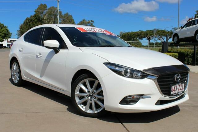 2018 Mazda 3 BN5238 SP25 SKYACTIV-Drive Sedan