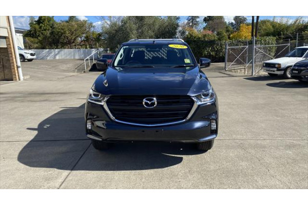 2020 MY21 Mazda BT-50 TF XT Cab chassis Image 2