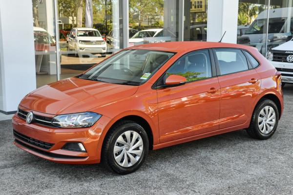 2020 Volkswagen Polo AW Trendline Hatchback Image 5
