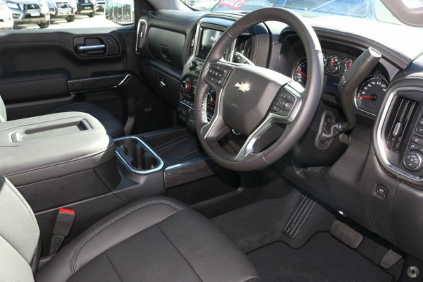 2021 Chevrolet Silverado T1 MY21 1500 LTZ Premium Pickup Crew Cab W/Tech Pack Utility Image 5