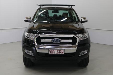 2017 Ford Ranger PX MKII XLT Utility Image 2